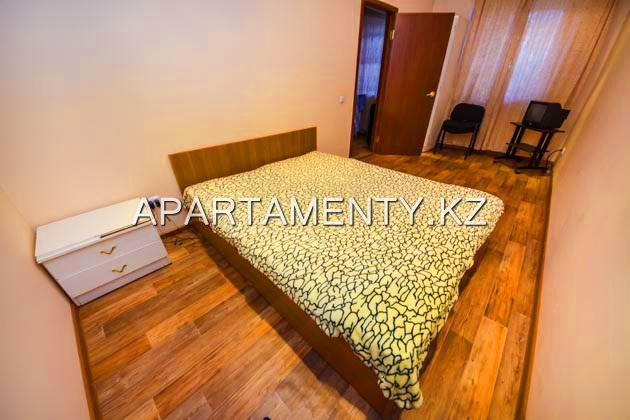 2-room apartment daily
