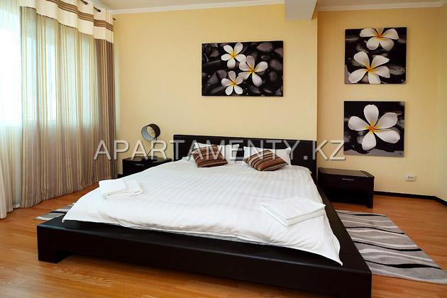 Элитные апартаменты в Астане, Северное Сияние