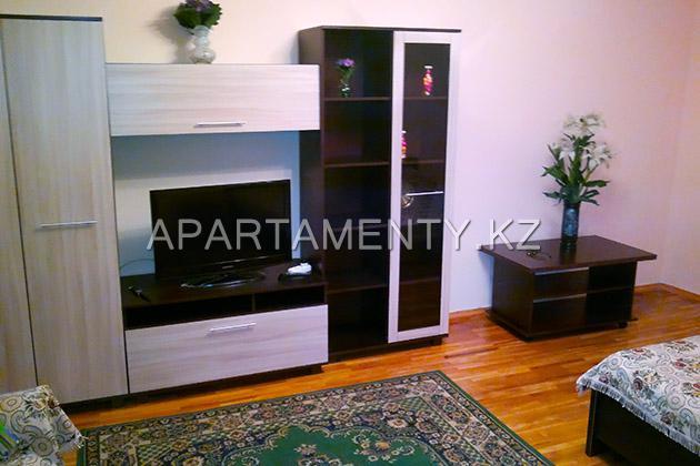 1 комнатная квартира на Достык Богенбай батыр