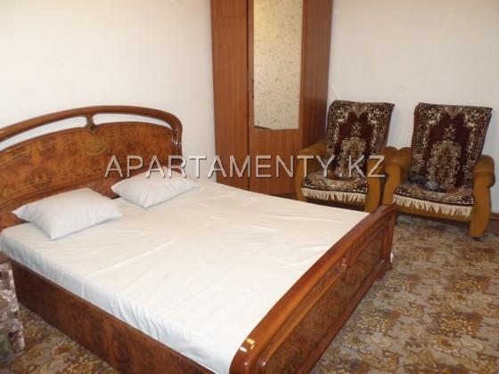1-room apartment in the center of Shymkent