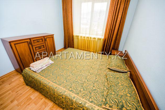 2-room apartment in Aktobe