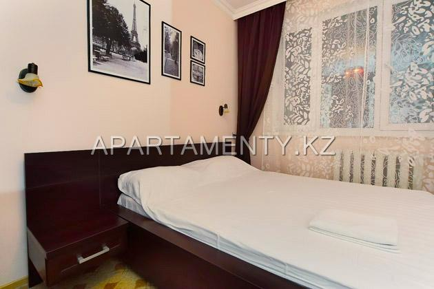 2-room apartment  daily rent left bank