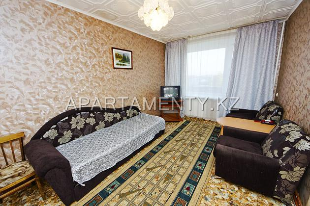 1-room apartment for daily rent in Karaganda