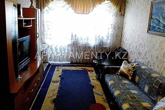 Однокомнатная квартира посуточно, Ташенова, Астана