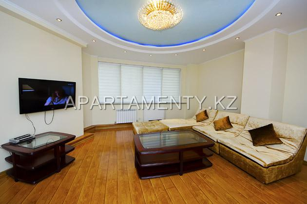 two-bedroom spacious apartment