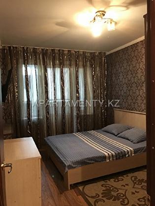 Двухкомнатная квартира посуточно, рядом море,Актау