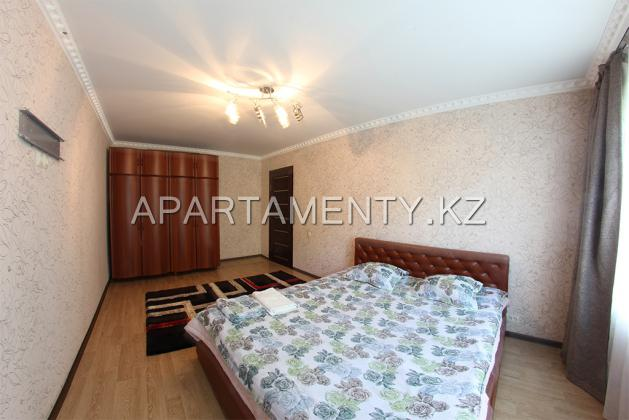 3-bedroom apartment Makataeva-Sharipova
