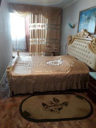 Двухкомнатная квартира Люкс посуточно в Актау