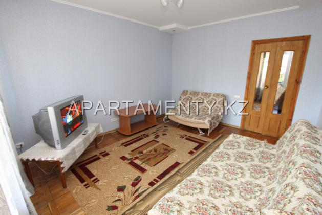 2-bedroom apartment in Almaty