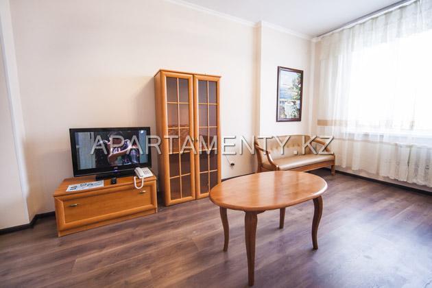 Двухкомнатные апартаменты на сутки, Астана, Сармат