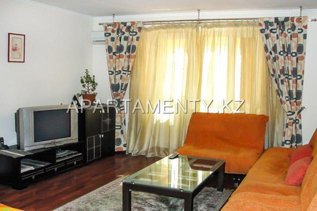 Studio apartment in Almaty