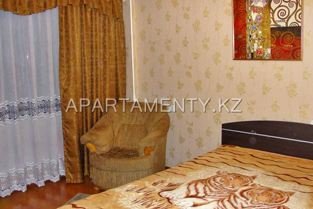 1-bedroom in the Center of Almaty
