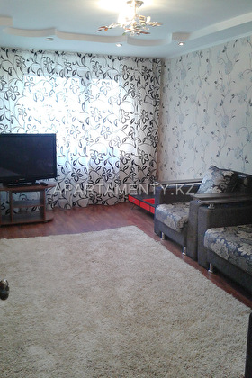 двухкомнатная квартира посуточно Петропавловск