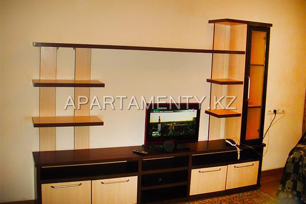 1-bedroom apartment in Almaty