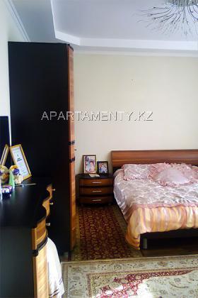 Трехкомнатная квартира в Актау