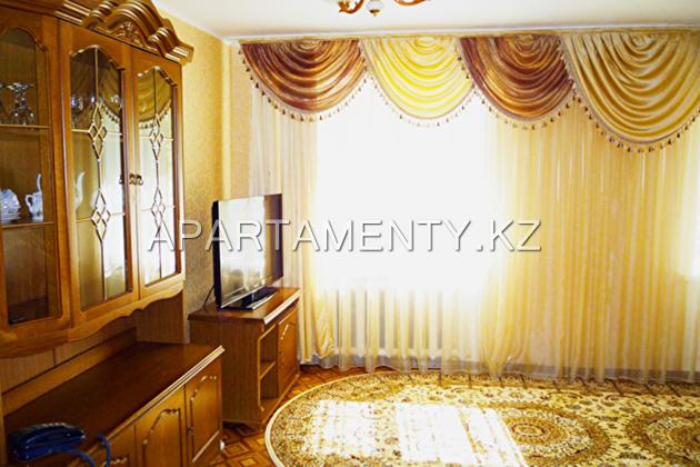 Двухкомнатная квартира посуточно, Уральск