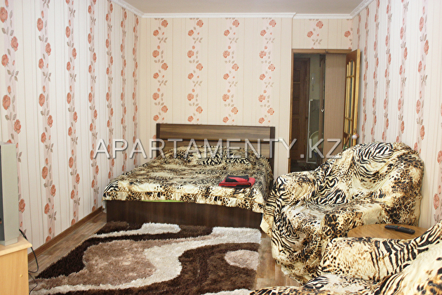 1-bedroom apartment in Aktau