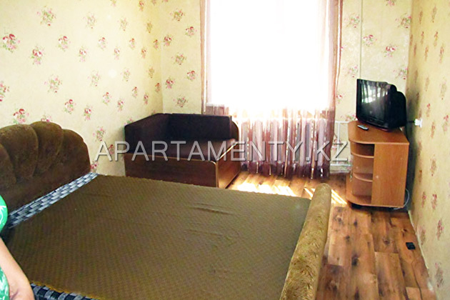2-room apartment for daily rent, Borovoe