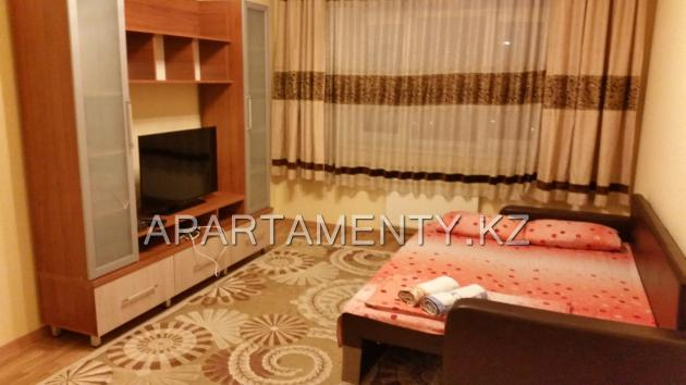 1-bedroom apartment in Almaty