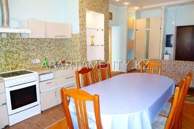 1-room apartment in Almaty