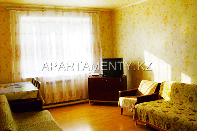 3-room apartment for daily rent, MD. Okzhetpes d 1