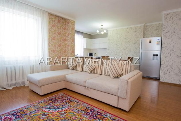 2-BDR apartment in Astana