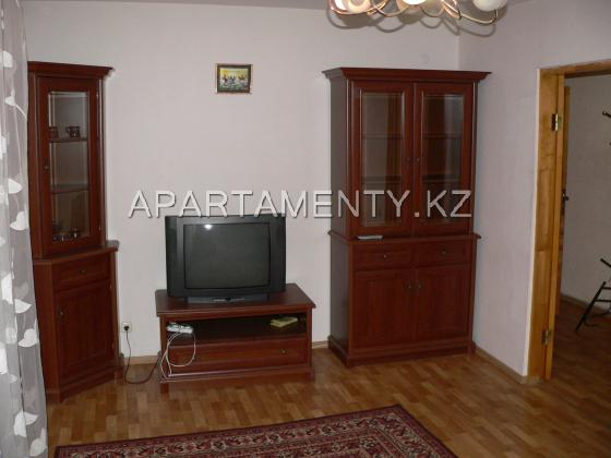 2-bedroom apartment in Aktobe