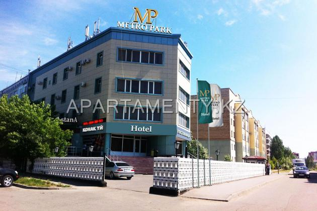 Metro Park Astana Hotel Astana