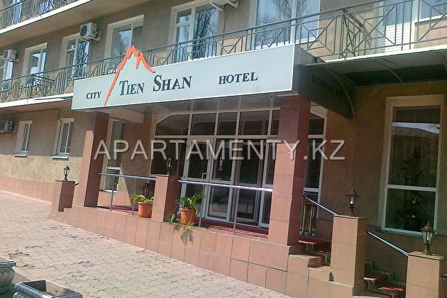 City Hotel Tien Shan Almaty