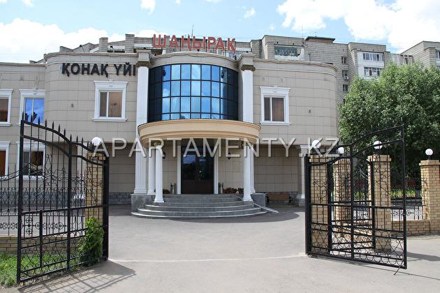 Shanyrak on Abaya Astana