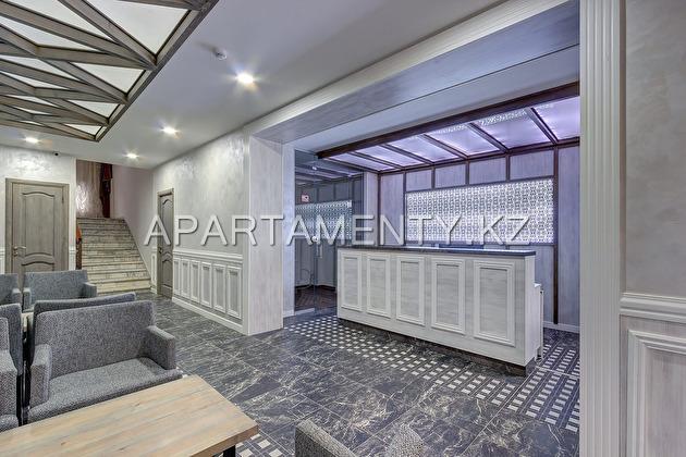 Resident Hotel & SPA Almaty