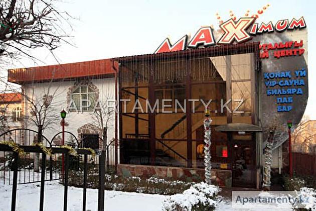 """Мини-гостиница """"Maximum"""" Алматы"""