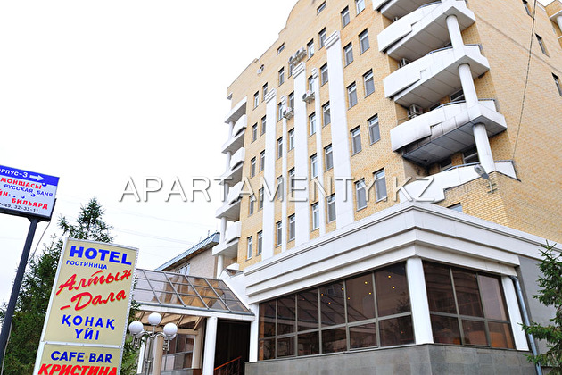 """Отель """"Алтын Дала"""" Астана"""