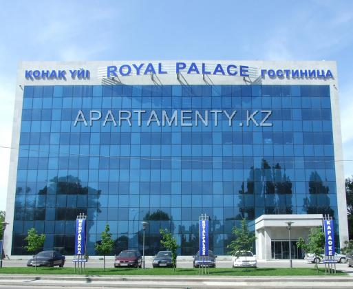 Hotel ROYAL PALACE Almaty