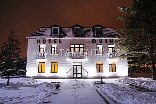 "The hotel ""Dvin"" Pavlodar"