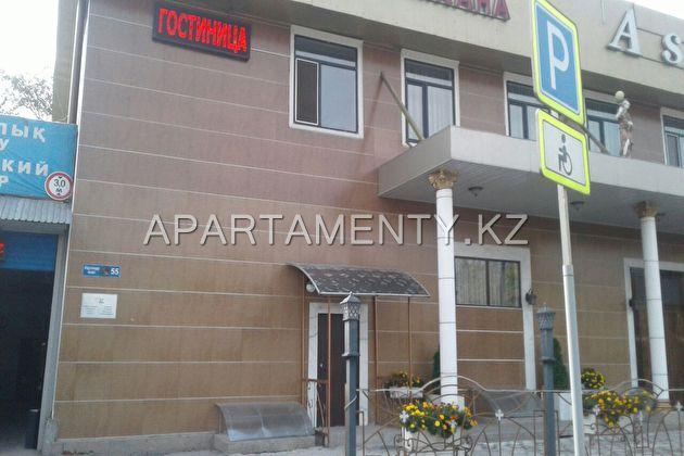 Отель Астория Алматы