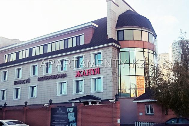 Hotel «Bozok» Astana