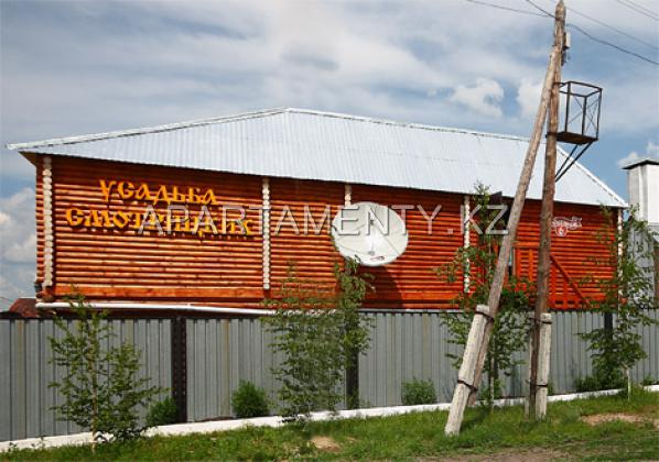 Smotritsky estate | Borovoye Shuchinsk - Burabay resort zone
