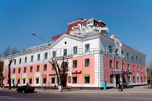 Akzhaik hotel Astana