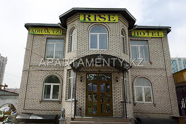 """Мини-гостиница """"Rise"""" Алматы"""