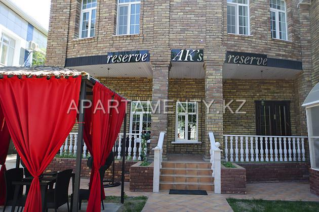 Boutique hotel Ak`s Reserve Атырау