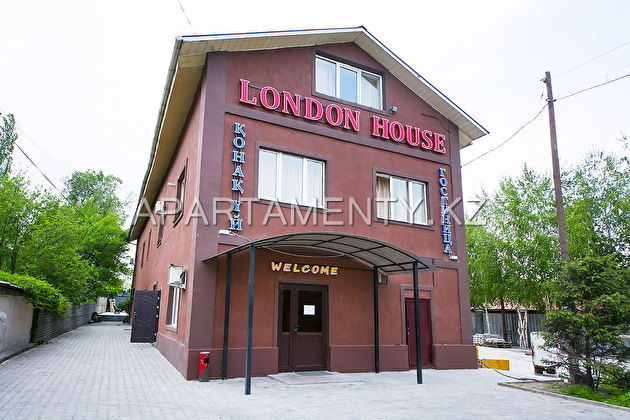 HOTEL «LONDON HOUSE» Almaty