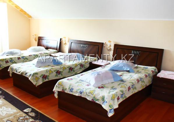 Four-berth room