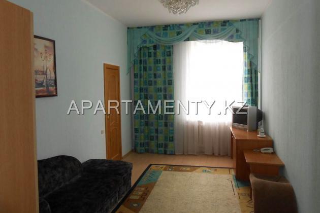 Semi-luxe double room