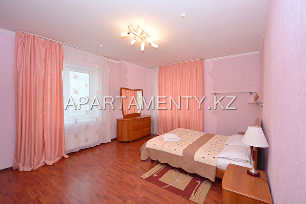 Four-room apartment