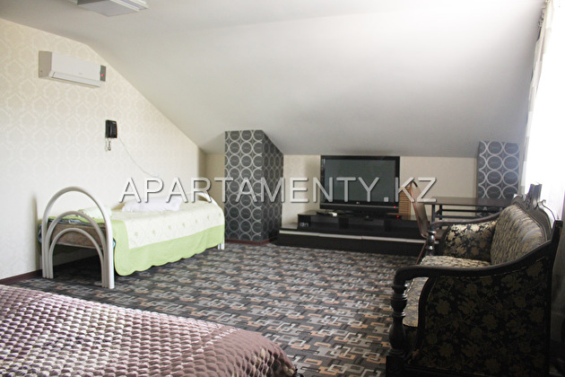 Two-room luxury