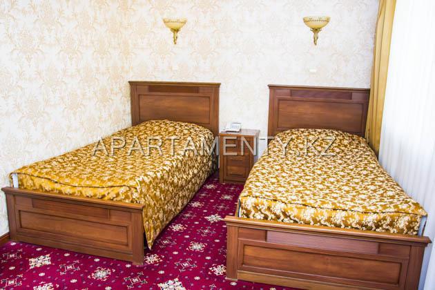 Стандарт номер с двумя раздельными кроватями