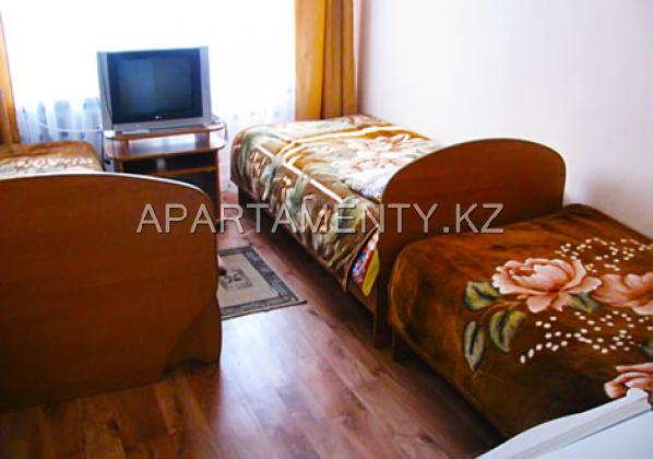Standard 2, 3, 4 bed