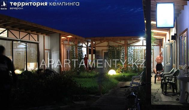 Summer house for 3 people (price per house)