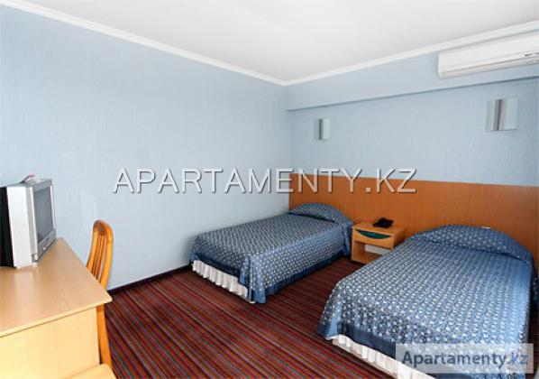 2-roomed suite